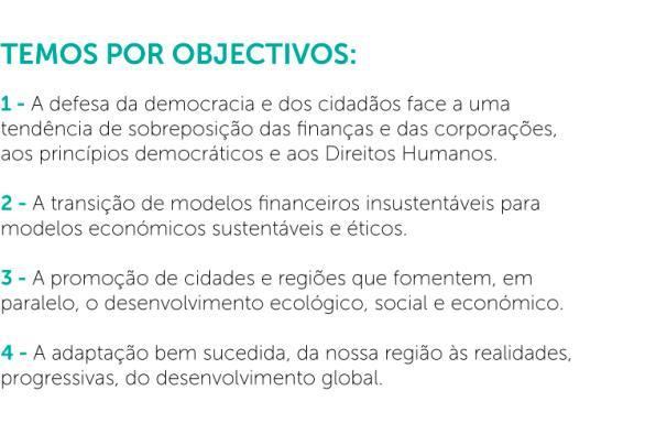 Participe_objectivos