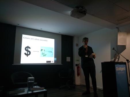 Igor Oliveira, Investigador do Mestrado Europeu de Dinâmica de Sistemas